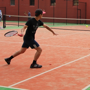 Tennis Tip - Forehand Swing Tips